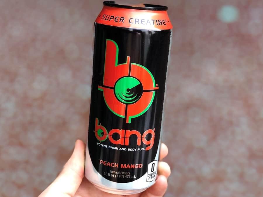 Bang Peach Mango