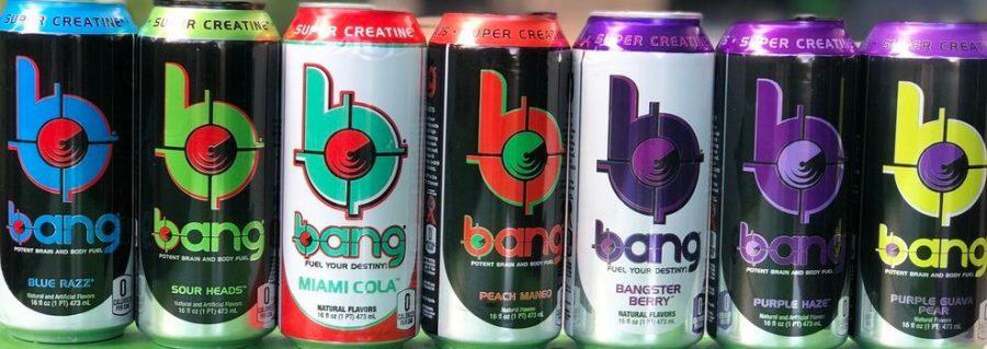 Bang has no alcohol in it