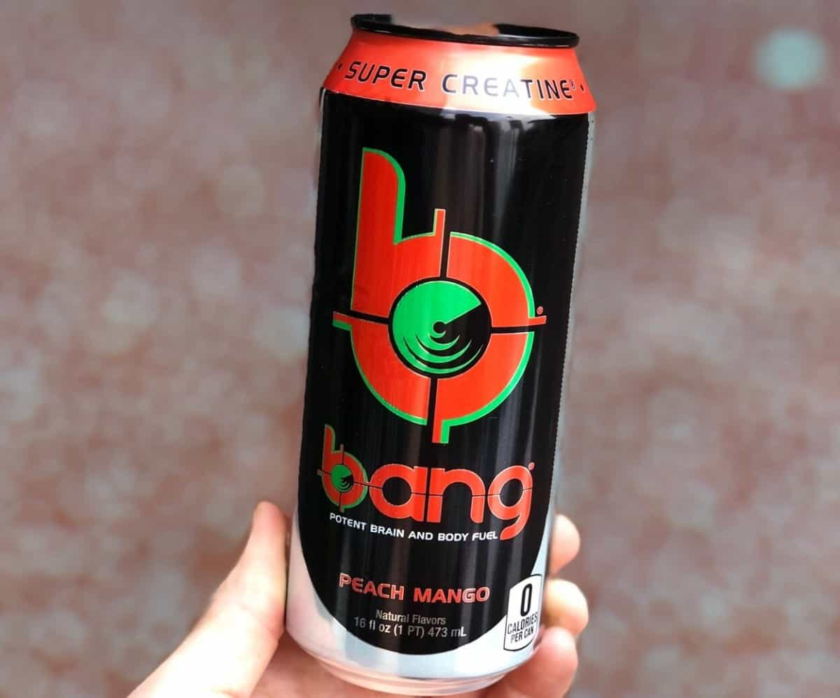 Bang Energy Drink Can