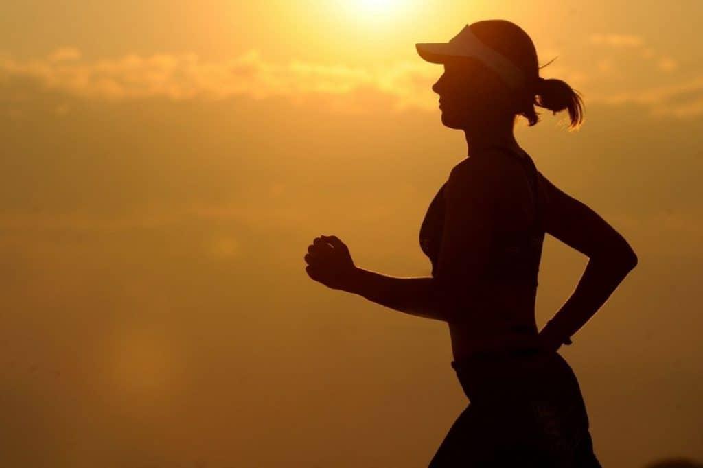 Exercise Sunset