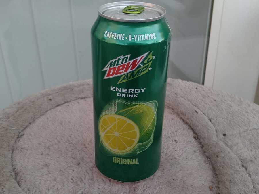 AMP Energy Drink