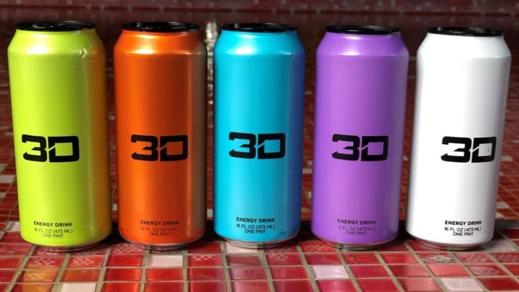 3D Cans