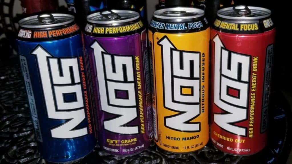 NOS Flavors