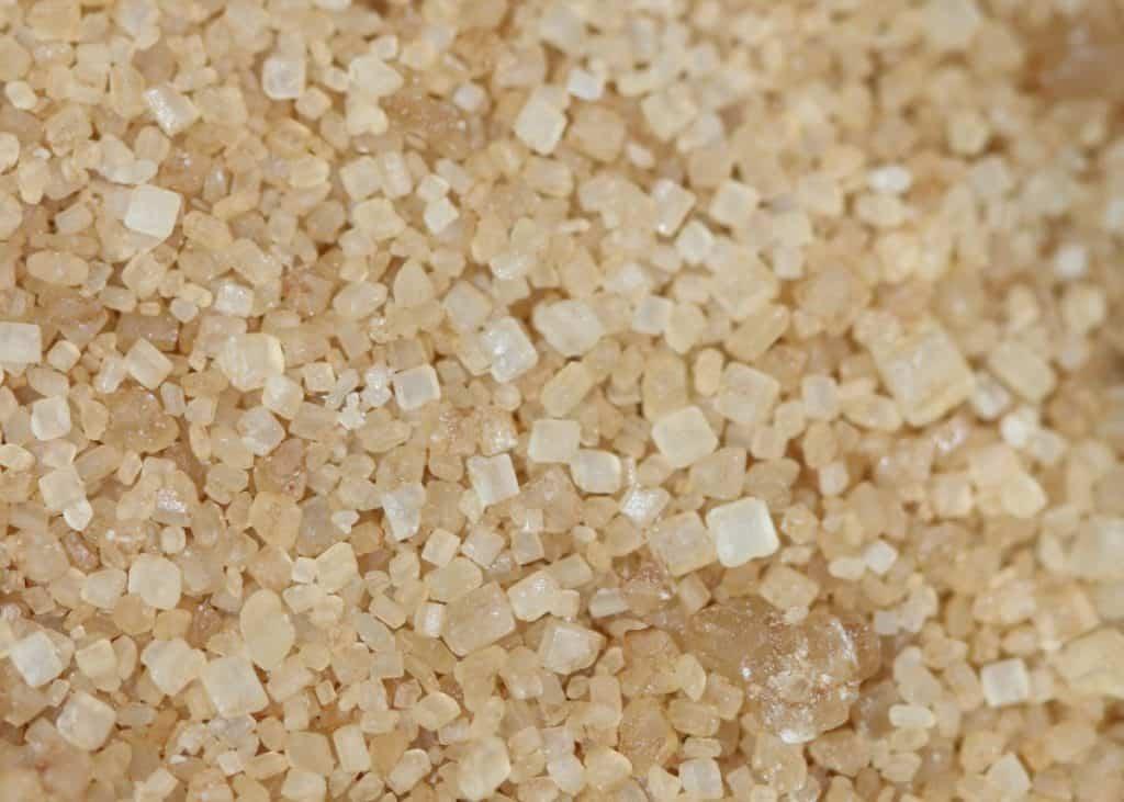 Sugar grains