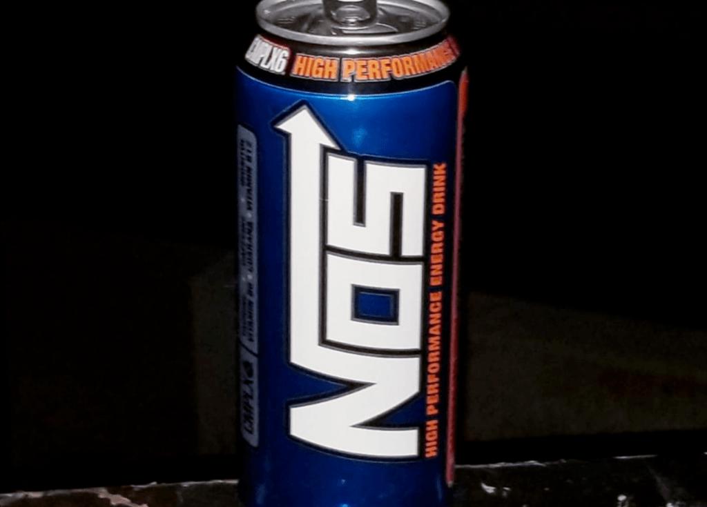 NOS can original flavor
