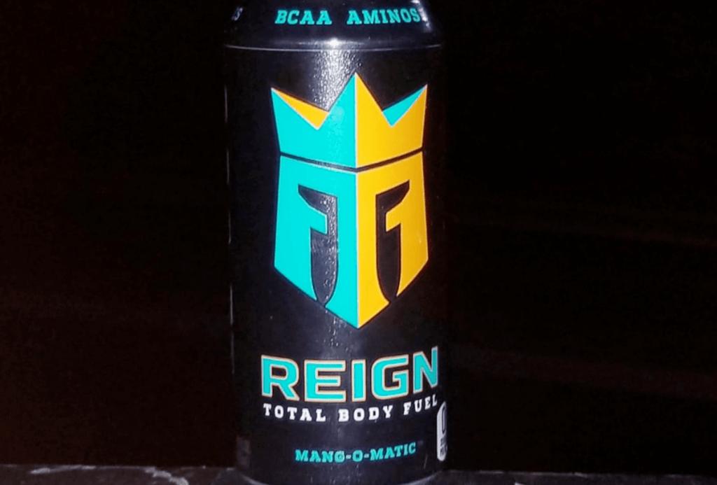 Reign Mango flavor can