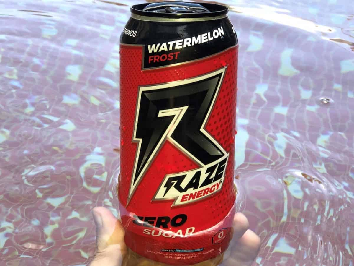 A can of Raze
