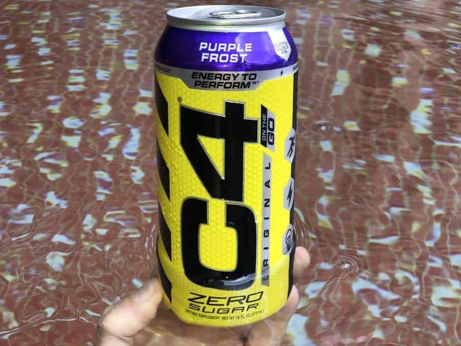 C4 Energy Drink