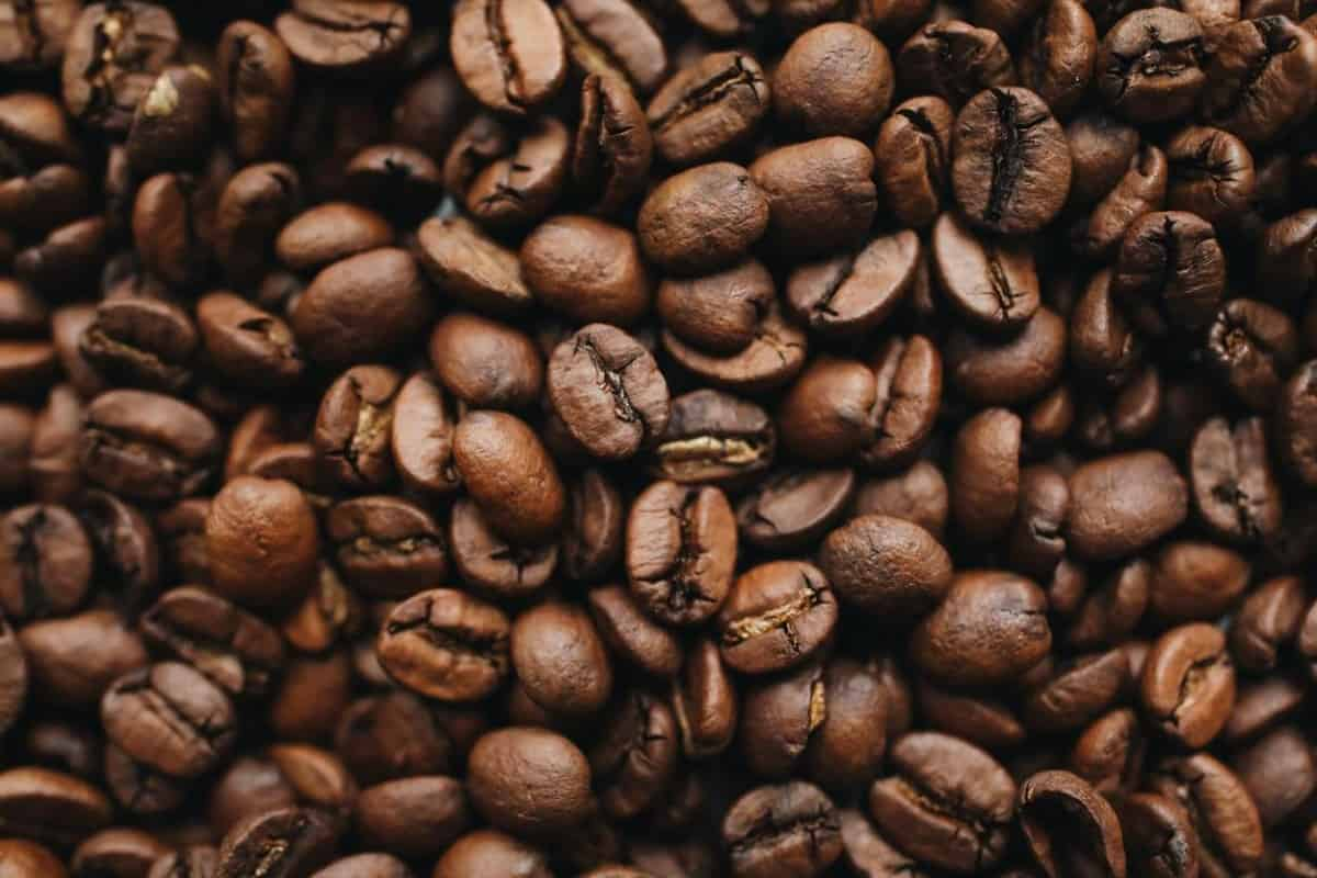 Caffeine (coffee beans)