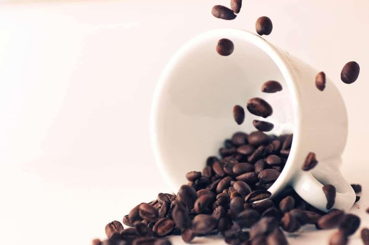 Caffeine (Coffee beans(
