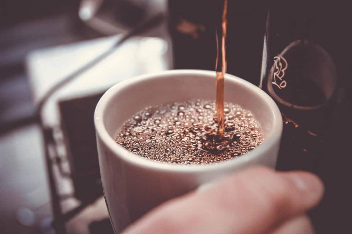 Caffeine appetite suppressant