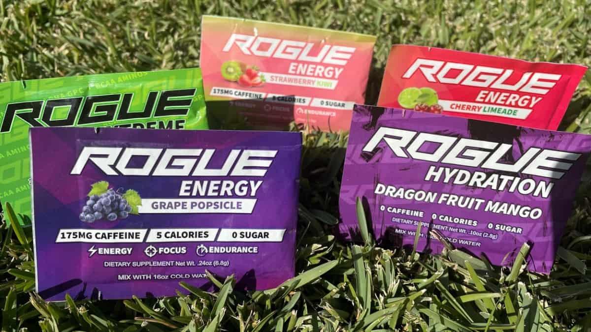 Rogue Energy Drinks