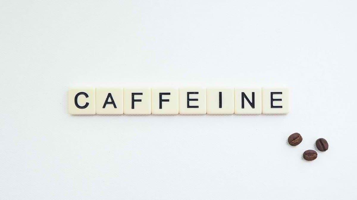 Caffeine is popular