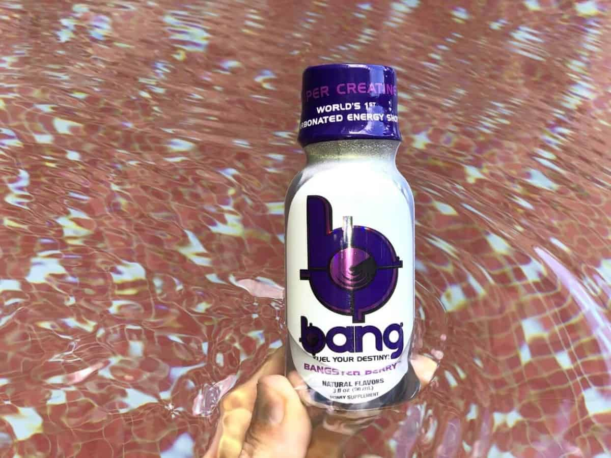 Bang Energy Shots