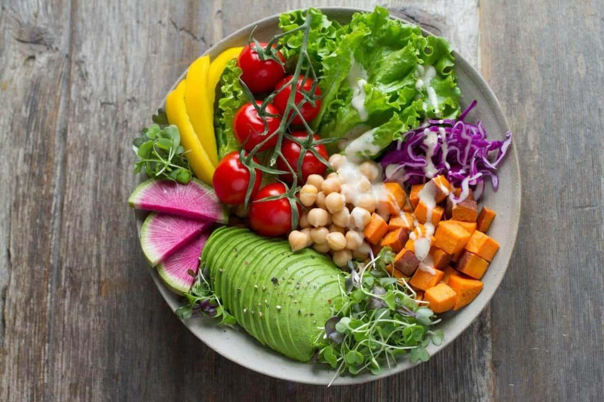 A vegan friendly diet.