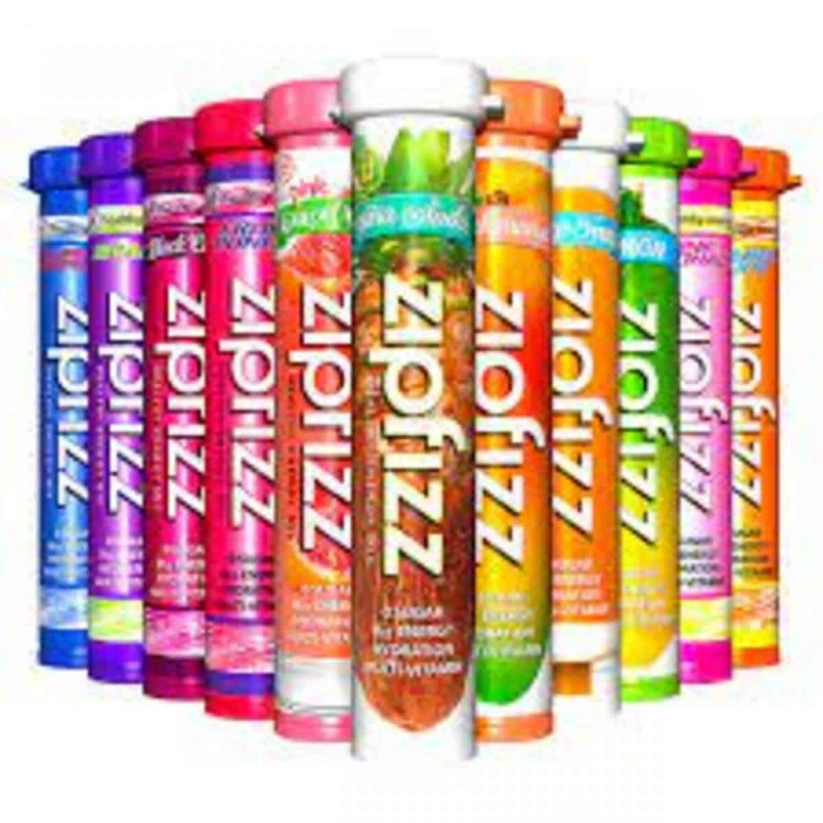 Zip Fizz Energy Drink
