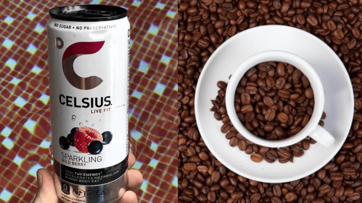 Celsius vs Coffee
