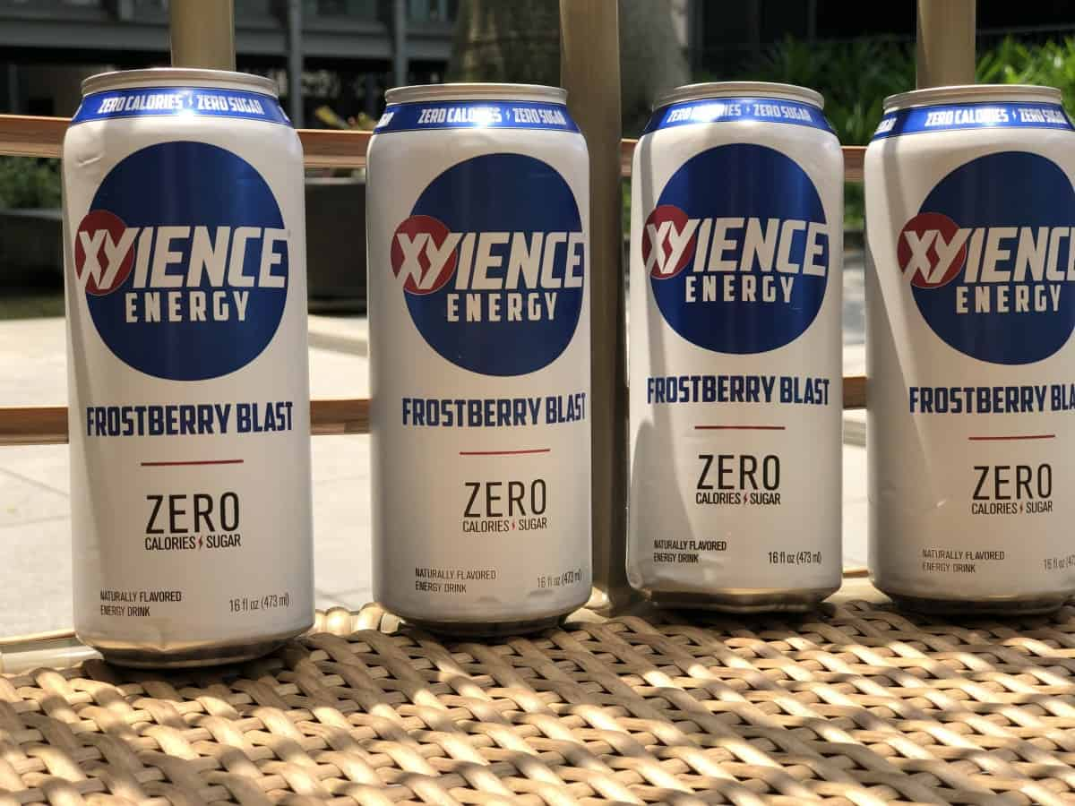 Can You Drink Xyience Every Day?