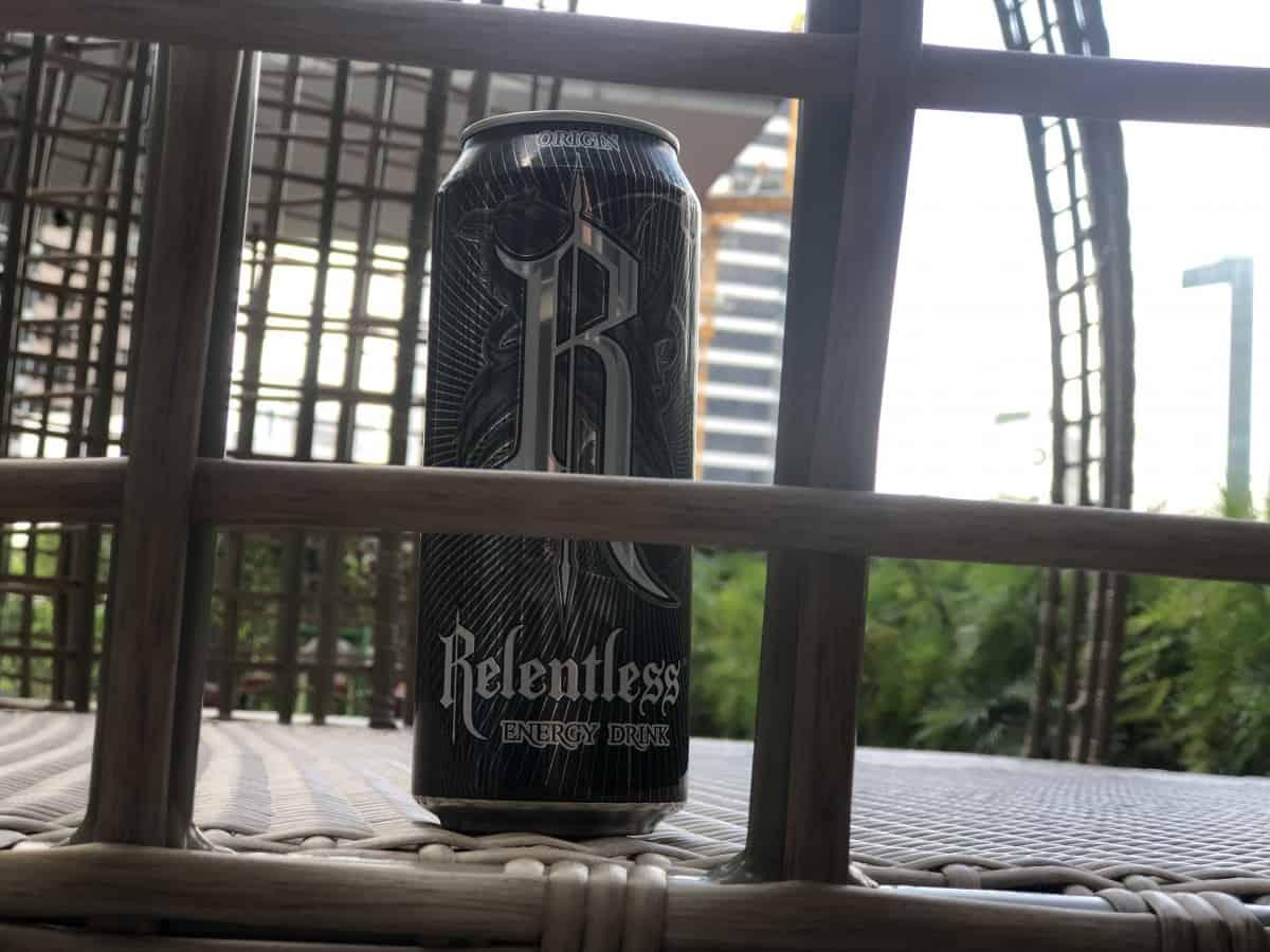 Relentless drink